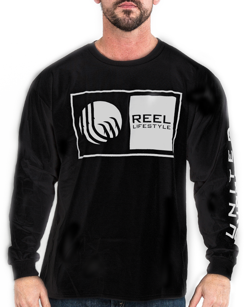 Logo Long Sleeve - Black