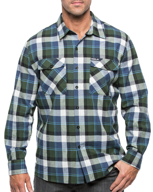Piscator Flannel