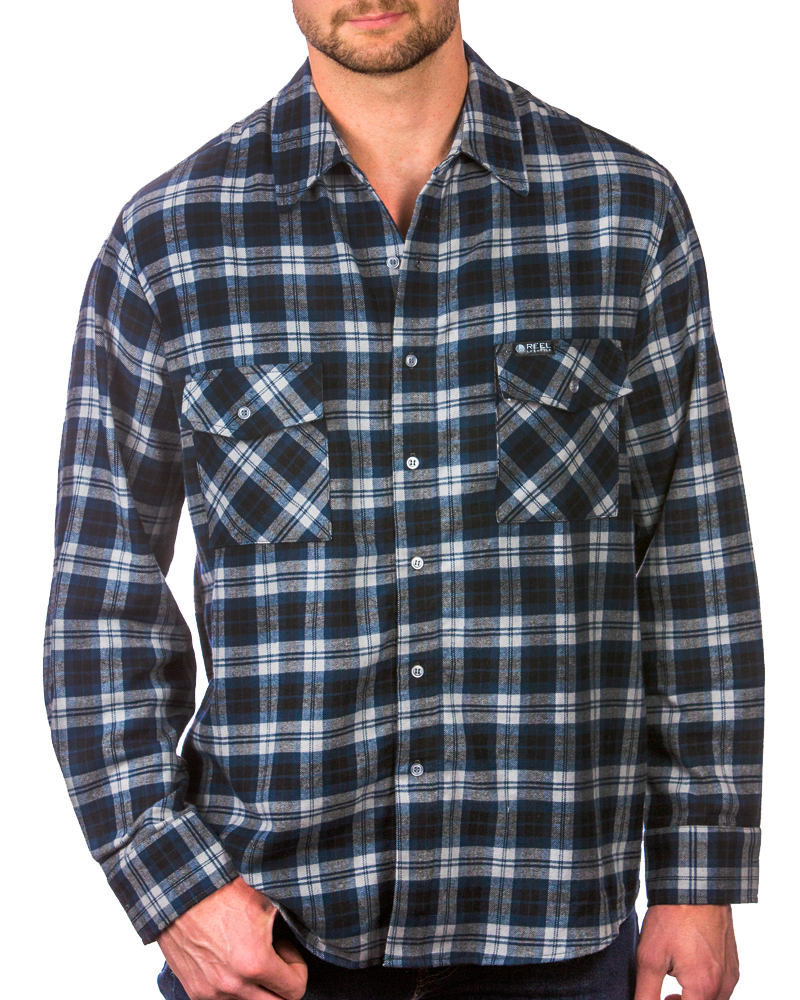 REEL First Flannel