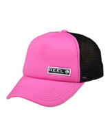 Dawn Foam Trucker Snapback - Pink
