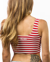 Freedom Crop Top