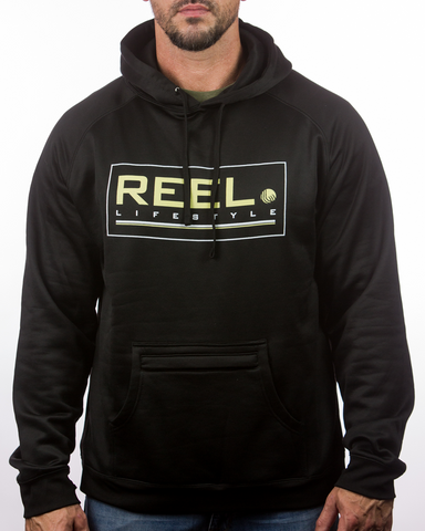 Yellow Jacket Pullover Hoodie