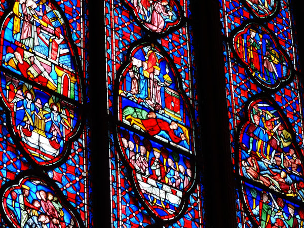 Sainte-Chapelle Colors