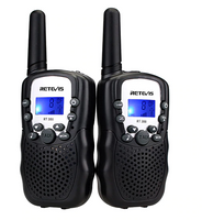 mini walkie talkie set