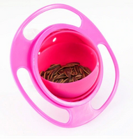 360 Degree Universal Baby Spill Proof Bowl