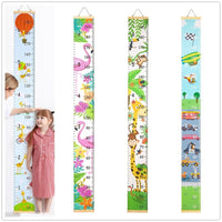 DIY Hanging Kids Growth Chart