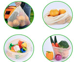 reusable veggie storage bags