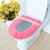 toilet seat cover cushion