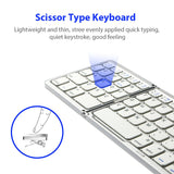 Three system universal Mini Bluetooth keyboard
