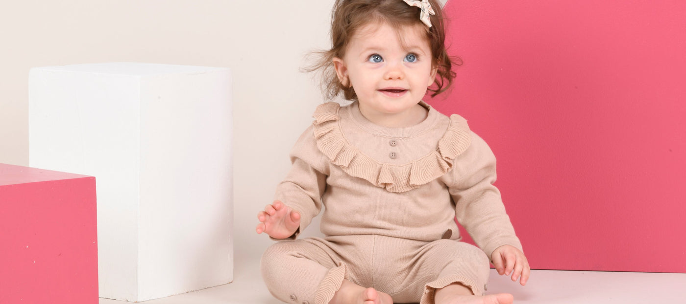 Premium Knitwear Collection for baby girl