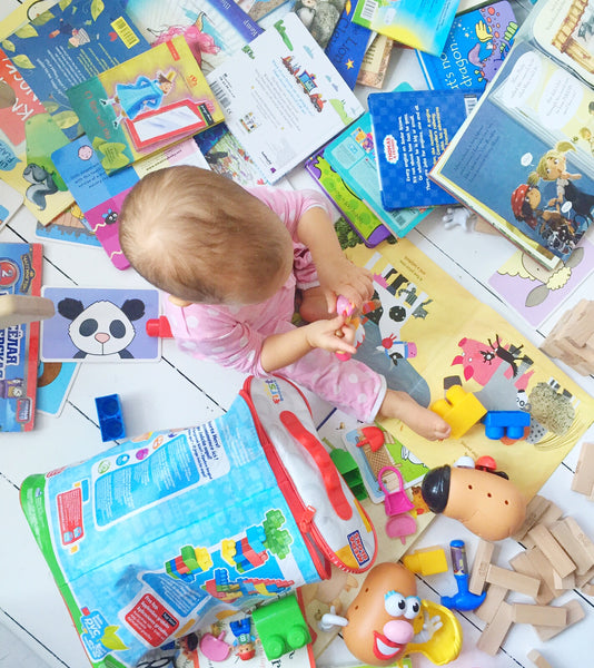 5 new books to keep your toddler entertained