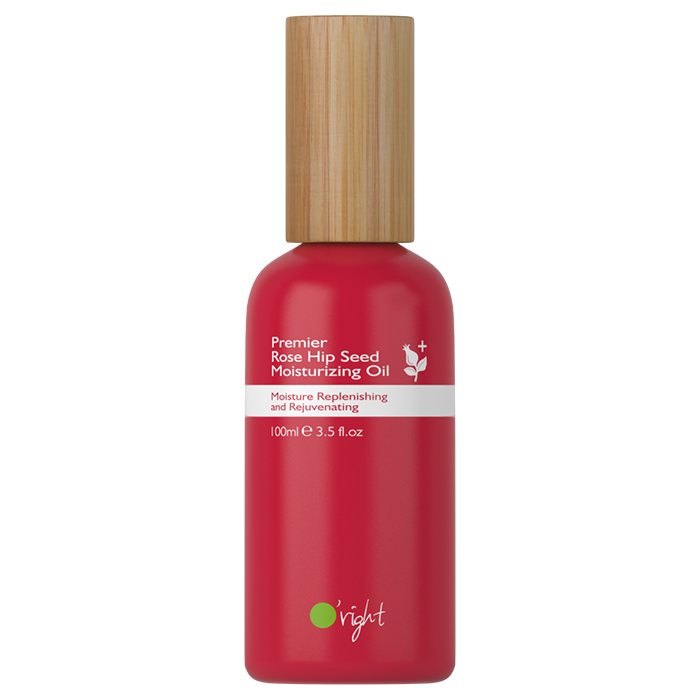 NEW! Premier Rose Hip Seed Moisturizing Oil