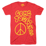 Come Together (Adult & Kids) Red Tri-Blend