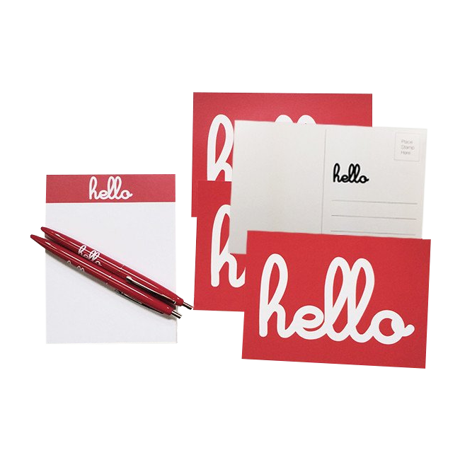 Hello Stationery Kit!