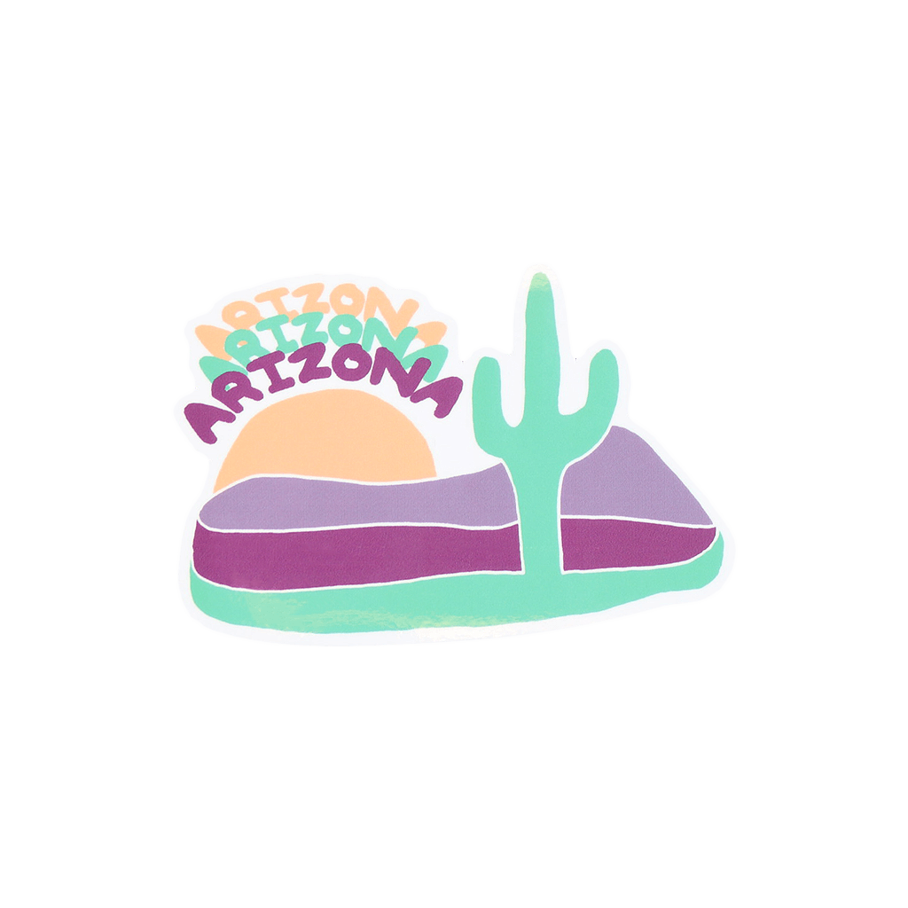 Hello Arizona Sticker