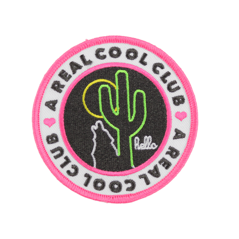 Real Cool Club Patch
