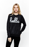 Hello (Adult) Champ Pullovers