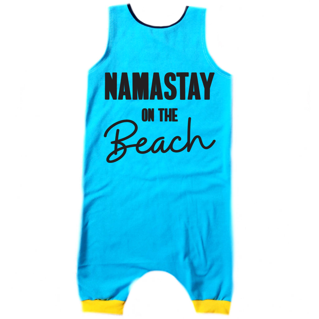 NAMASTAY ON THE BEACH