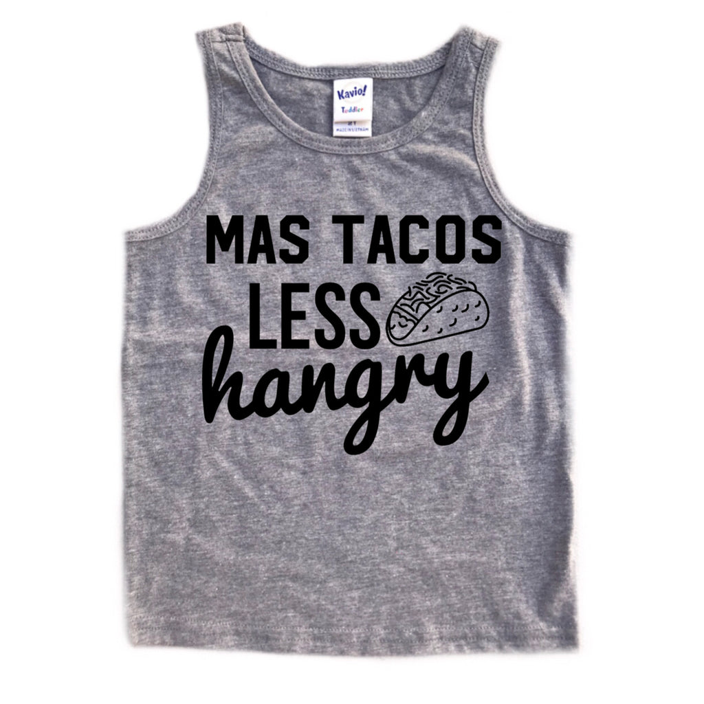 MAS TACOS LESS HANGRY