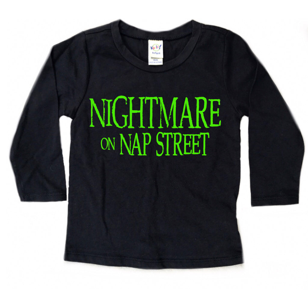 Nightmare On Nap Street