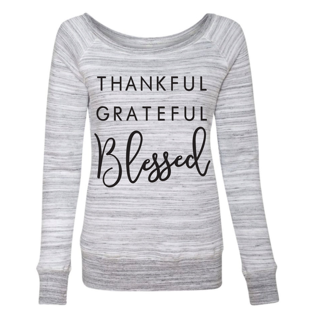 THANKFUL GRATEFUL BLESSED
