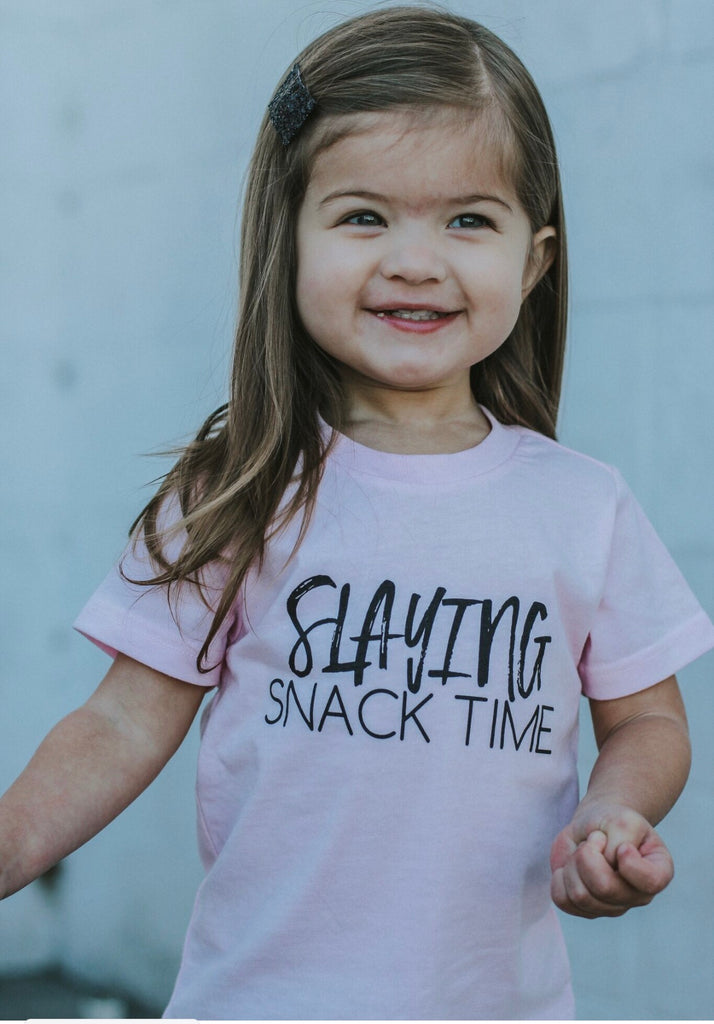 Slaying Snack Time