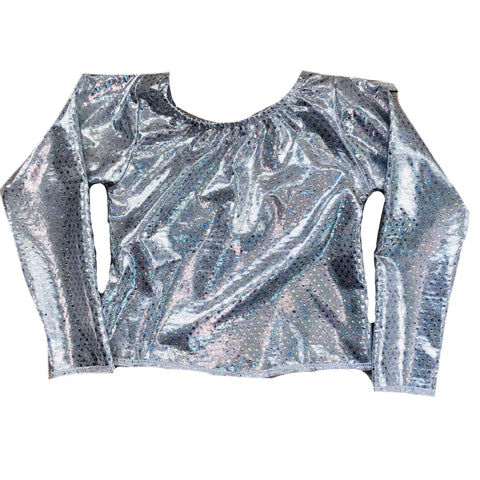 NEW YEARS SHIMMER FOIL CROP