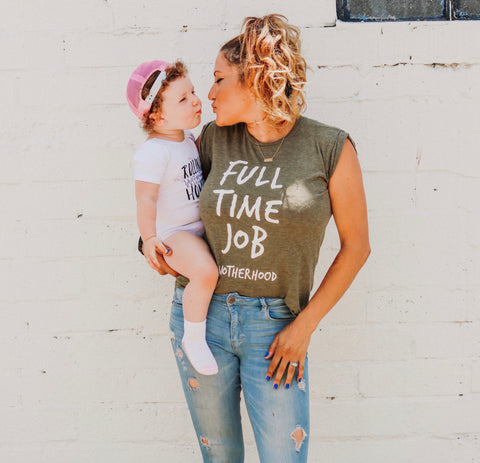 On Wednesdays we wear what we wore on Tuesday -Motherhood