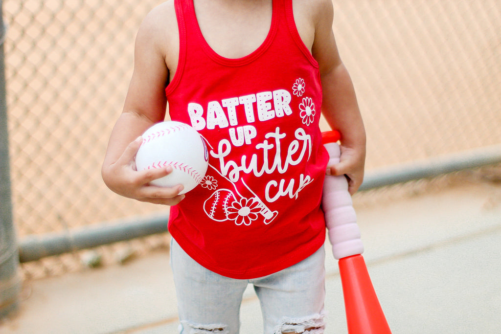 BATTER UP BUTTER CUP