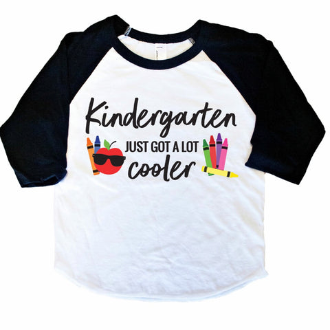 KINDERGARTEN JUST GOT A LOT COOLER