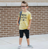 PRETTY FLY FOR A KINDERGARTEN -GUY-