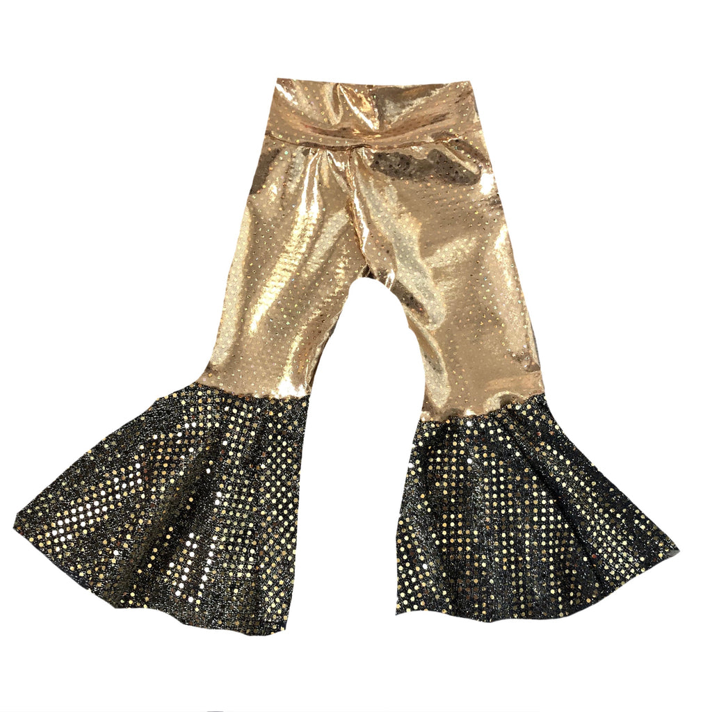 NEW YEARS BELL BOTTOMS
