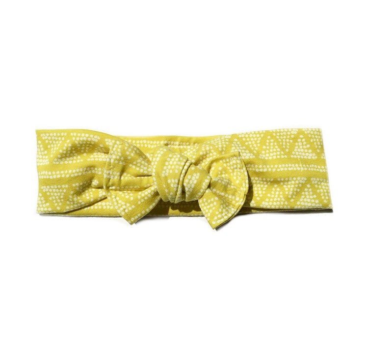 EXCLUSIVE Moss Single-Knot Headband