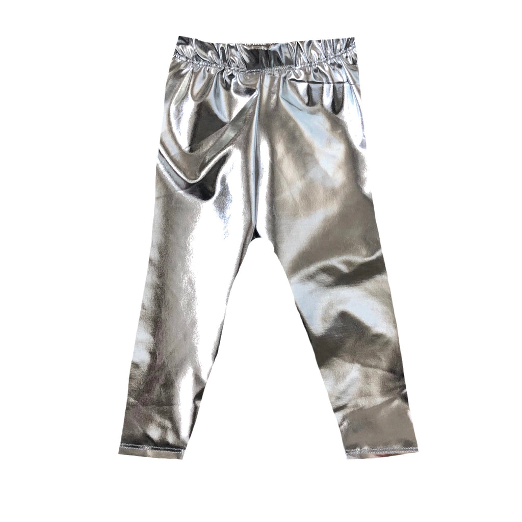 FOIL LEGGINGS