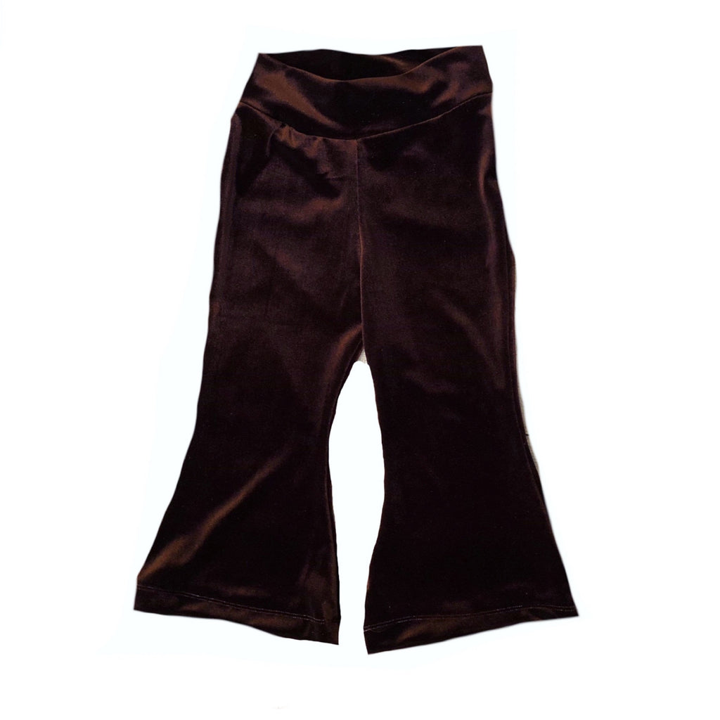 FALL VELVET BELL BOTTOMS
