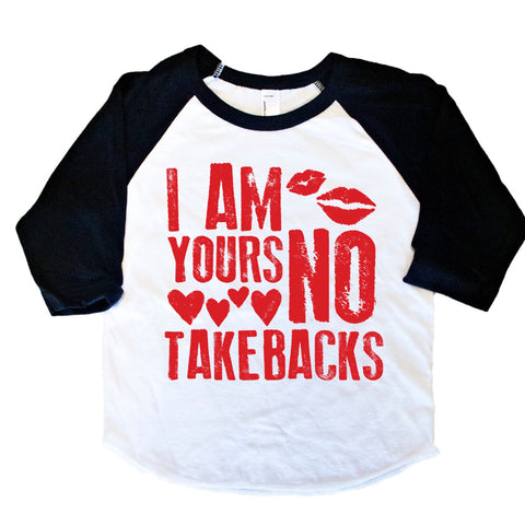 I AM YOURS NO TAKEBACKS