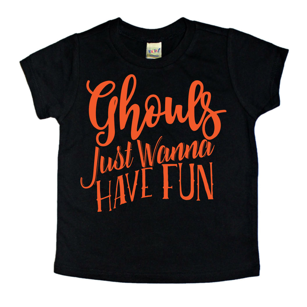 Ghouls just wanna have Fun!
