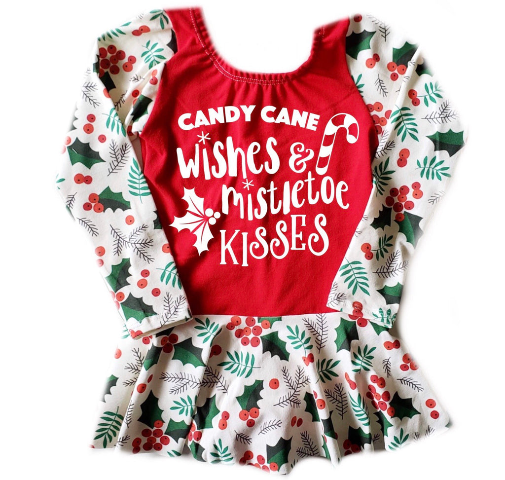 CANDY CANE WISHES & MISTLETOE KISSES