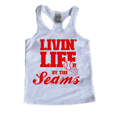 LIVIN' LIFE BY THE SEAMS