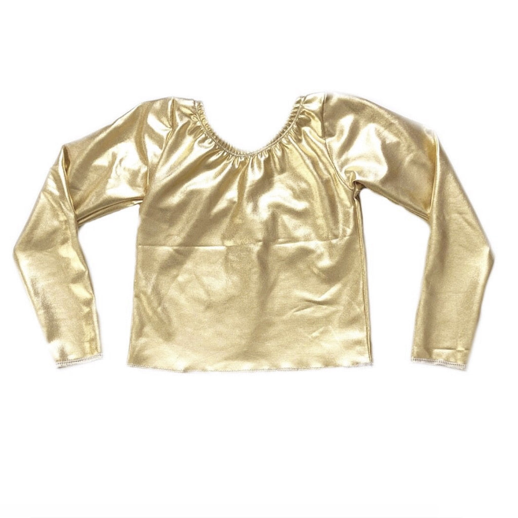 HOLIDAY FOIL CROP