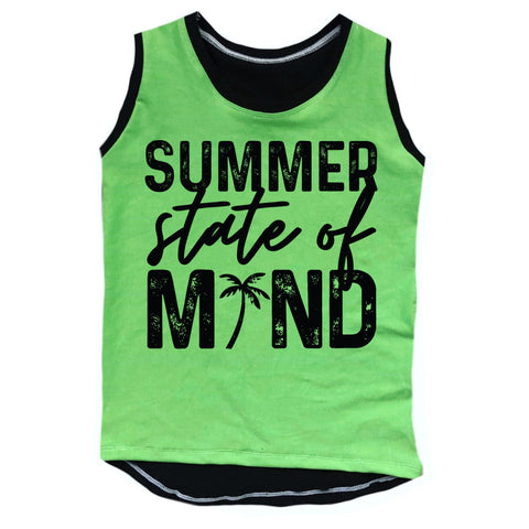 SUMMER STATE OF MIND TRENDY TANK