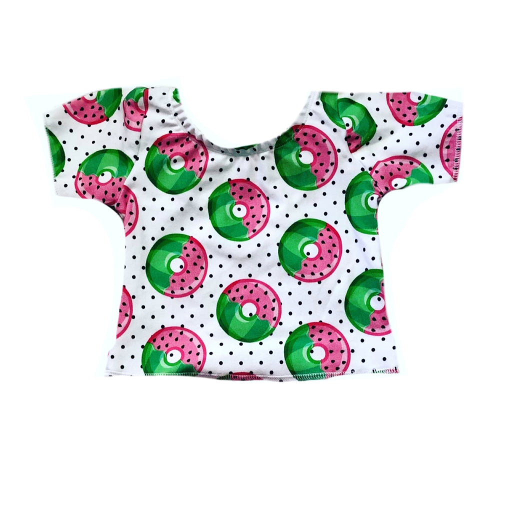 SUMMER WATERMELON DOTS