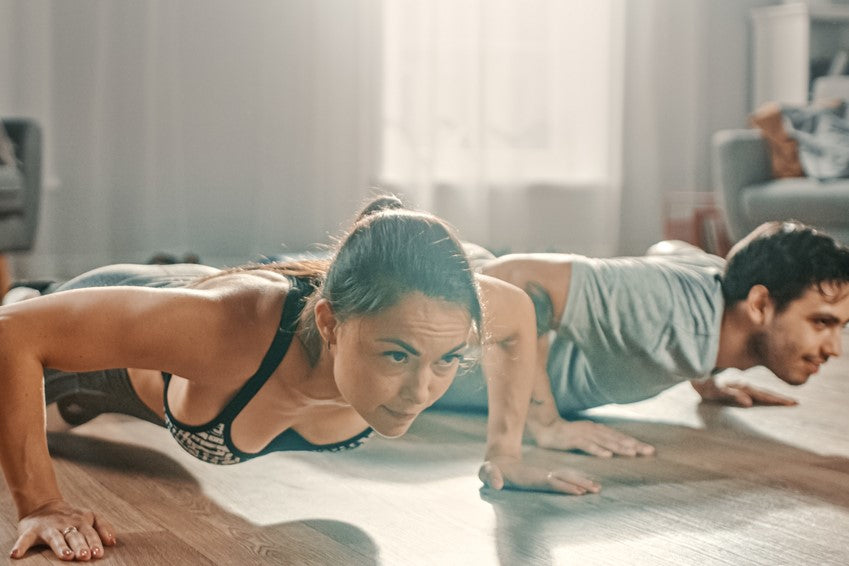Bodyweight Training: How To Make The Most Of Your Workout At Home