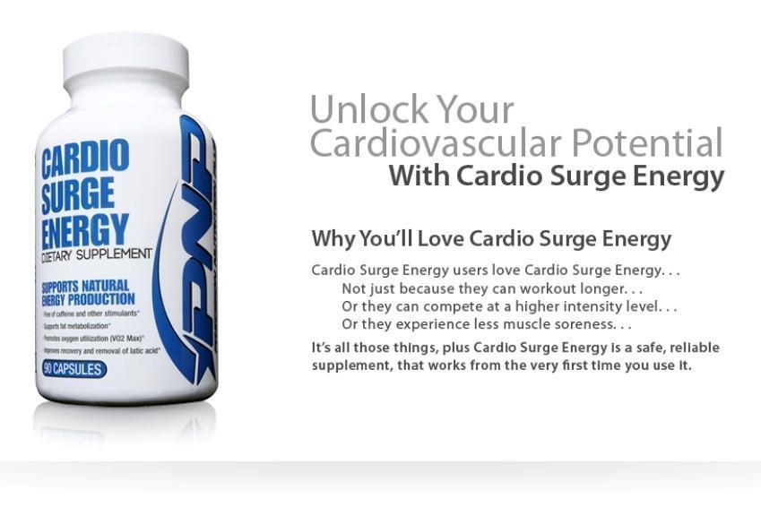 Cardiovascular Strength and Endurance Like You've Never Experienced Before