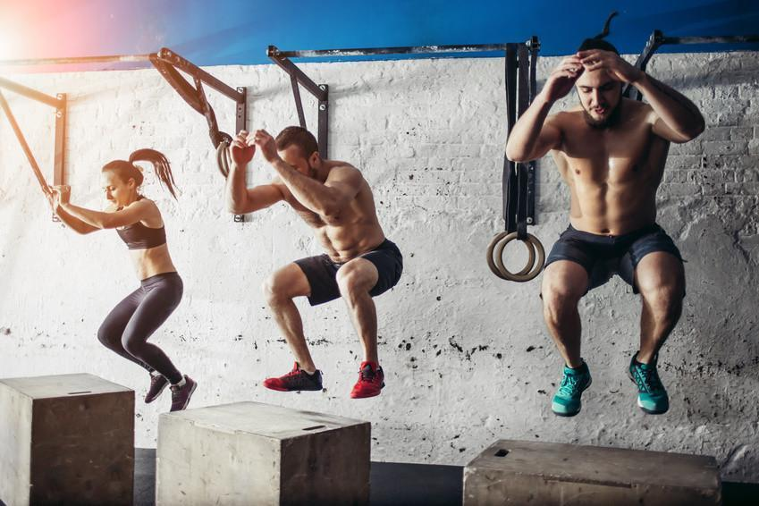 CrossFit vs Cardio Conditioning