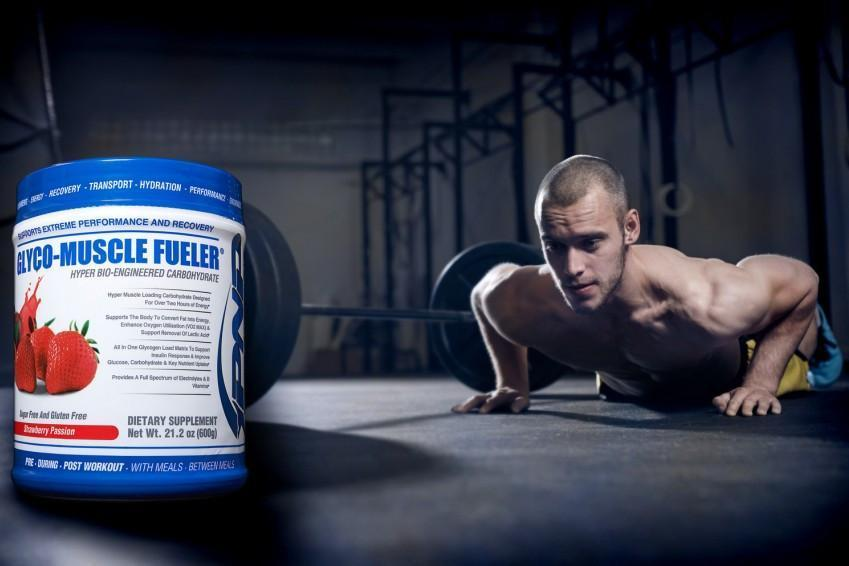 Glyco-Muscle Fueler: Fuel Your Performance