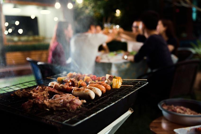 How To Make Your Summer Barbeque Party Healthy