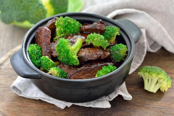 Paleo Broccoli and Beef