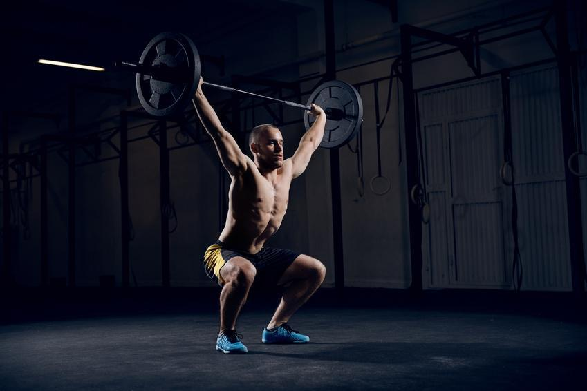 Perfecting The Overhead Squat