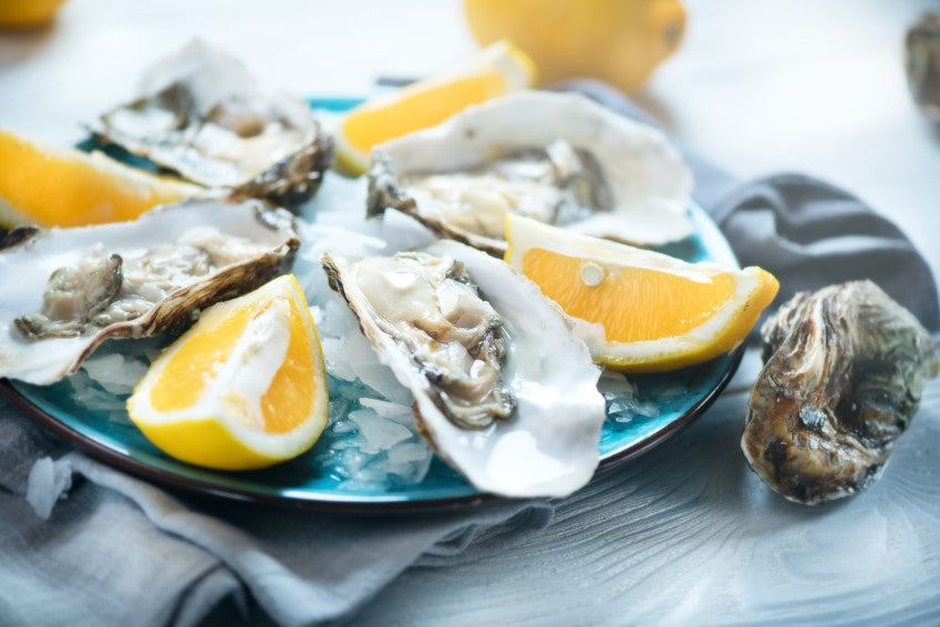 Best Vitamins For A Healthy Immune System Zinc Oysters